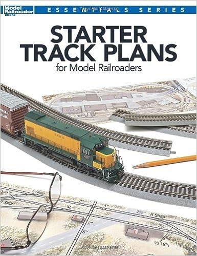 \ONLINE\ Starter Track Plans For Model Railroaders (Model Railroader Books Essentials Series). Tulane cambio serie doble mercado stock Board