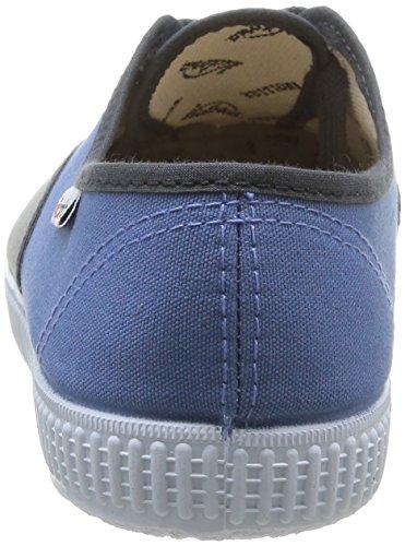 Grau Grigio Adulto Grau Victoria Inglesa Unisex Sneaker Lona wx08HqvA