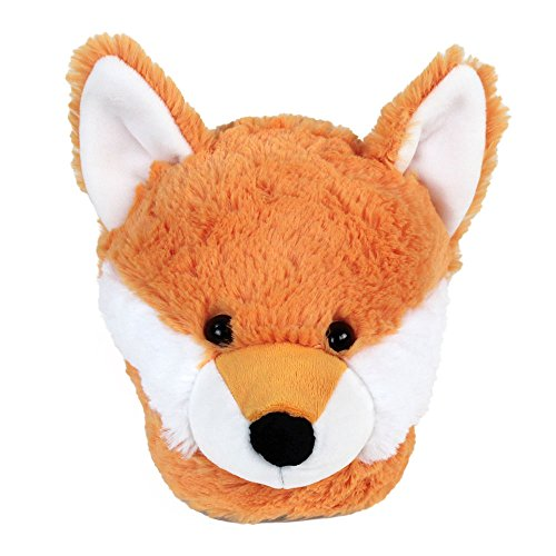 Fuzzy Slippers Fuzzy Fuzzy Slippers Fox Fox 1Z1wzqr