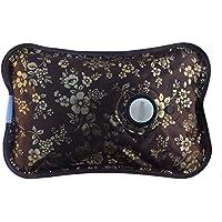 TradeVast | Electric Care Heat Bag Hot Water Bottle Pouch Massager Rectangle Shaped (Random)