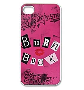 Season.C The Burn Book - Mean Girls movie iPhone 5C Case Cover Plastic Shell Hard Case Cover Protector for iPhone 5C