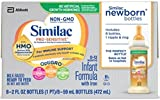 Similac Pro Sensitive with IRON OptiGro NonGMO Ready to Feed (48, 2 oz bottles)