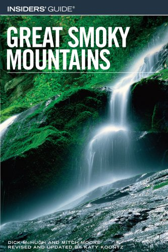Insiders' Guide to the Great Smoky Mountains, 5th (Insiders' Guide Series)