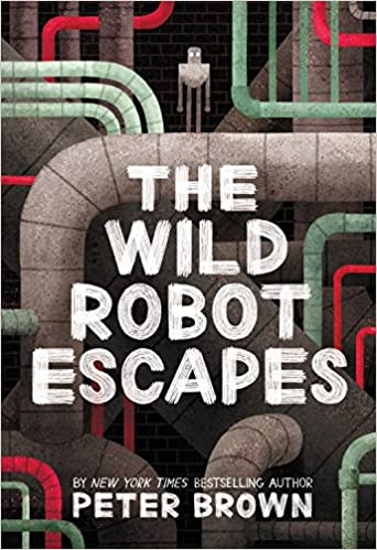 Image result for the wild robot escapes