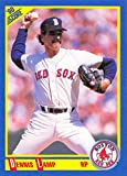 1990 Score #471 Dennis Lamp Red Sox