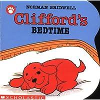 (进口原版) 大红狗克利弗德系列 Clifford's Bedtime