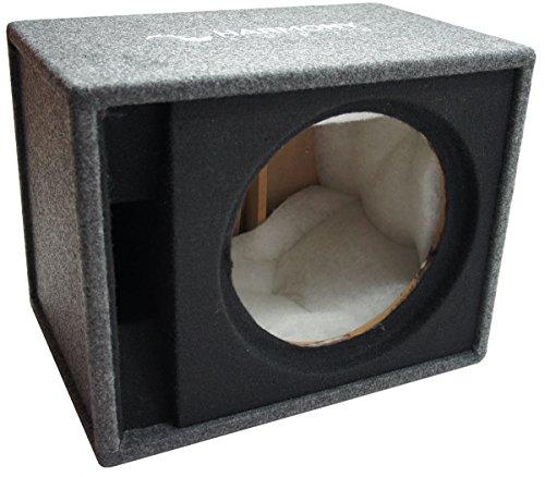 Harmony Audio HA-E112 Single 12 Empty Vented Port Sub Box Unloaded Enclosure New