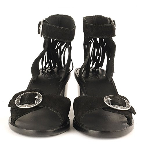 Ash Zapatos Pepper Sandalias Negro Mujer Negro