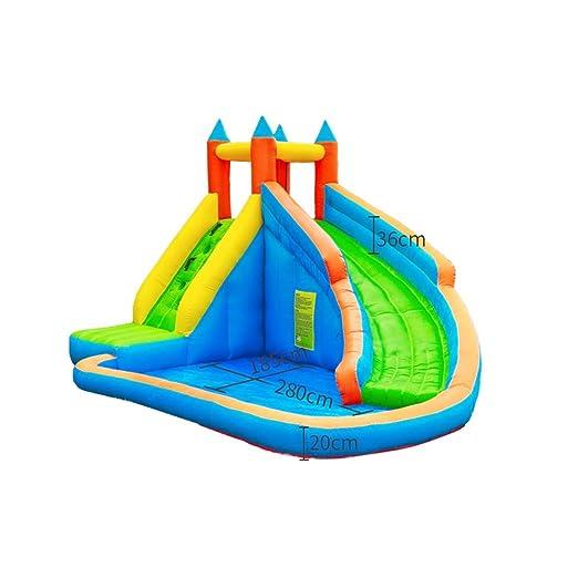 Castillo Hinchable para Niños Inflables Hinchables Casa De La ...