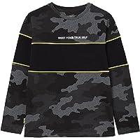 Mayoral Camiseta Manga Larga Camuflaje niño Modelo 7006