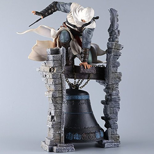 "11"" Assassin's Creed Altair The Legendary Assassin PVC Statue Figure New In Box"