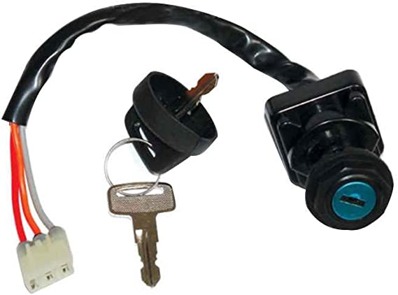 IGNITION KEY SWITCH ARCTIC CAT 500 4X4 FIS MRP TRV TBX LE 2000-2006 AUTOMATIC