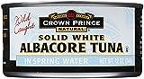 Crown Prince Albacore Tuna, In Water, 12 oz