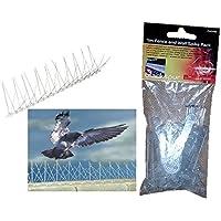 Fence Wall Spike Pack 1m Bird Pigeon Window Defender Security Repeller Deterren