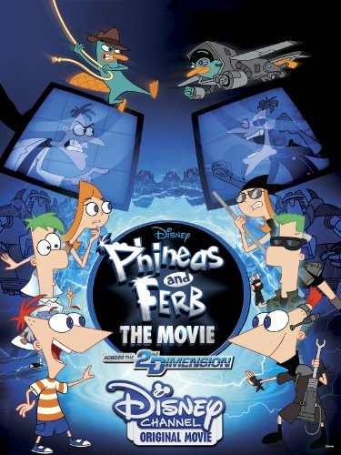 Phineas and Ferb The Movie: Across the 2nd Dimension]()