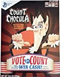 (Pack of 2) Limited Edition Count Chocula Cereal 10.4 Oz