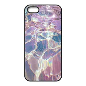 IPhone 5,5S Case Iridescent Pastel Shimmer ., - [Black] Doah BY BYC DESIGNS