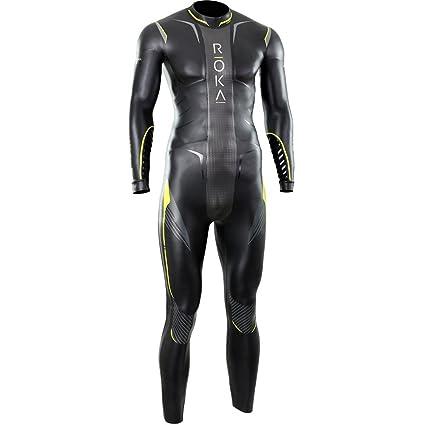 545d6cbfd6a Image Unavailable. Image not available for. Color  ROKA Men s Maverick Pro  Wetsuit