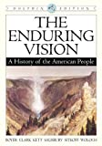 The Enduring Vision: Dolphin Edition, Clifford E. Clark and Joseph F. Kett, 0618473092