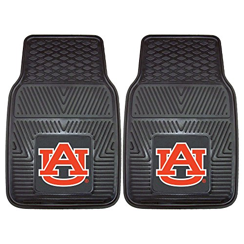 FANMATS NCAA Auburn University Tigers Vinyl Heavy Duty Car Mat