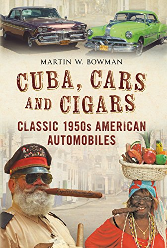 Cuba. Cars and Cigars: Classic 1950s American - Cars 1950s Classic