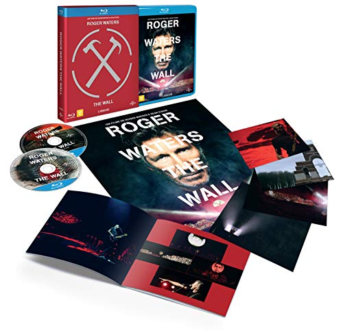 Blu-ray Roger Waters - The Wall [ 2-Disc Set ] [ Brazilian Edition ]