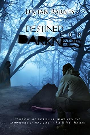 book cover of Destined for Darkness