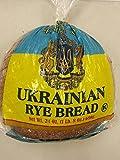 Ukrainian Rye Bread 24oz 680g