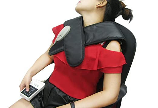 Heating pad for shoulder