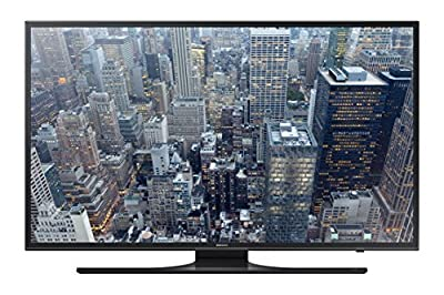 Samsung UN40JU6500 40-Inch 4K Ultra HD Smart LED TV (2015 Model)