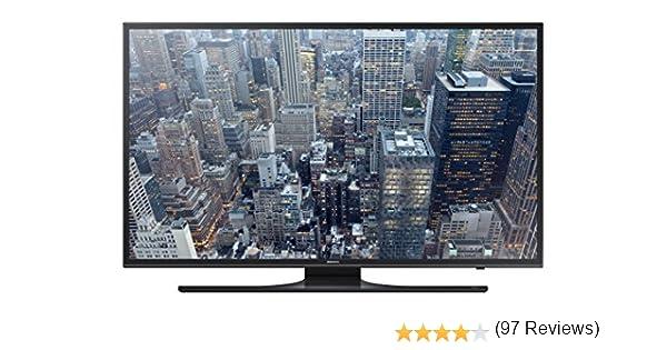 Samsung UN40JU6500 40-Inch 4K Ultra HD Smart LED TV (2015 Model): Amazon.es: Electrónica