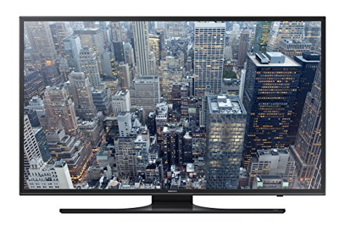 Samsung UN40JU6500 40-Inch 4K Ultra HD Smart LED TV]()