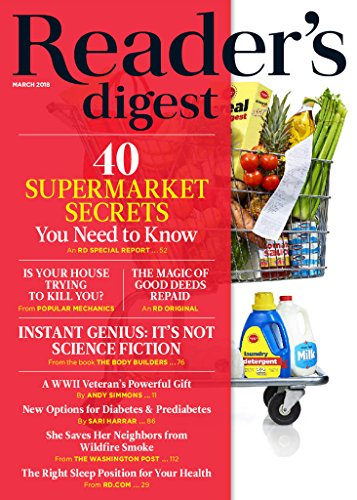 Top 10 best readers digest subscription for 2020