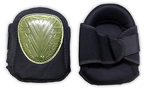 Stalwart 75-1086 Hawk Heavy Duty Professional Style Knee Pads, One Pair by Stalwart