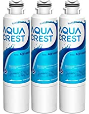 AQUACREST DA29-00020B Replacement Refrigerator Water Filter, Replacement for Samsung DA29-00020B, DA29-00020A, HAF-CIN/EXP, 46-9101 Water Filter (Pack of 3)
