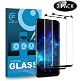 QIANXIANG S8 Plus Screen Protector,[2-Pack] [9H Hardness] [