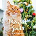 Purrfect Santa: Mysteries of Max Short, Book 1   Nic Saint