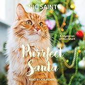 Purrfect Santa: Mysteries of Max Short, Book 1 | Nic Saint