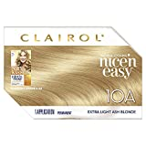 Clairol Nice'n Easy Permanent Hair Color, 10A Extra