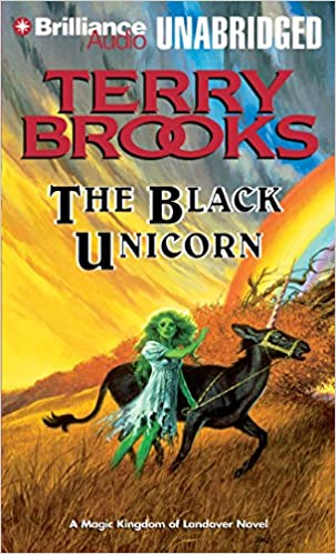 The Black Unicorn: The Magic Kingdom of Landover, vol 2