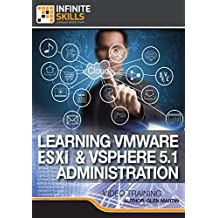 Learning VMware ESXi And vSphere 5.1 Administration [Online Code]
