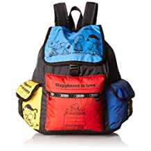 LeSportsac 7839 G060 Voyager Backpack, Snoopy Friends, One Size