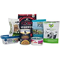 Dog Food and Treat Sample Box