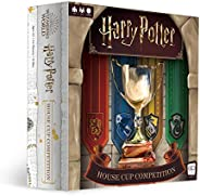 USAOPOLY Harry Potter House Cup Competition   Worker Placement Board Game   Play as Your Favorite Hogwarts Hou