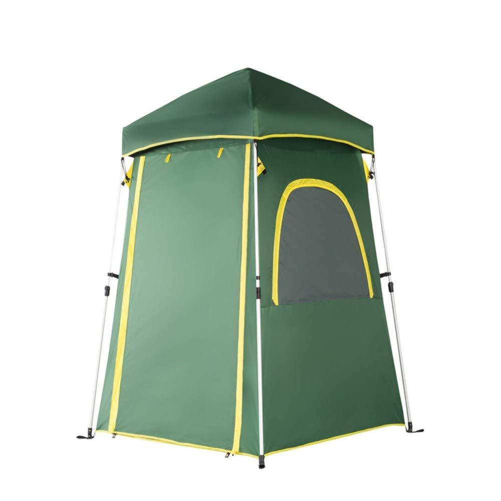 HUIYUE Outdoor-Camping Zelt,Geschwindigkeit Automatisch öffnen Angeln Zelten,Strandzelt,Portable Umkleideraum Mobile Toilette Bad Bad Zelte-A 130x130x165cm(51x51x65inch)