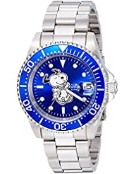 Invicta Mens Automatic Stainless Steel Casual Watch, Color:Silver-Toned (Model: 24783)