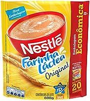 Farinha Láctea, Nestlé, Tradicional, 600g