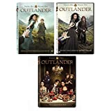 Outlander DVD Pack 1-2 Season one and two