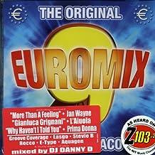 Euromix Volume 9 presented by Tony Monaco