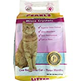 Litter Pearls Micro Crystals Cat Litter 10.5-Pound